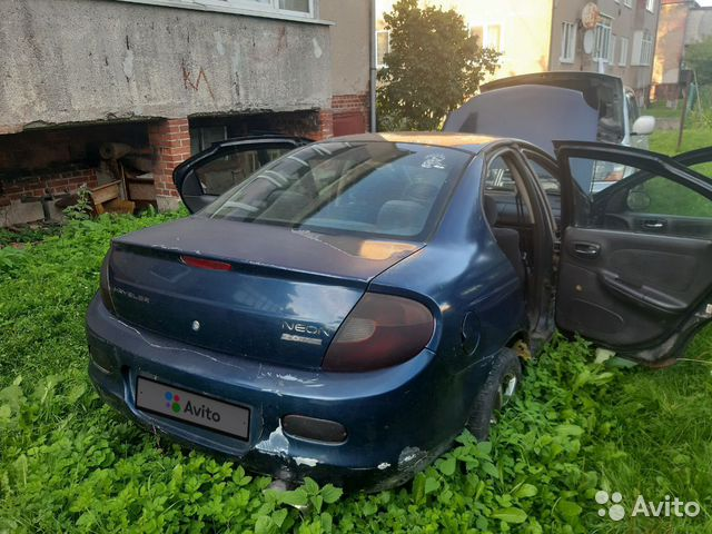 Chrysler Neon, 2000  89097975331 купить 3