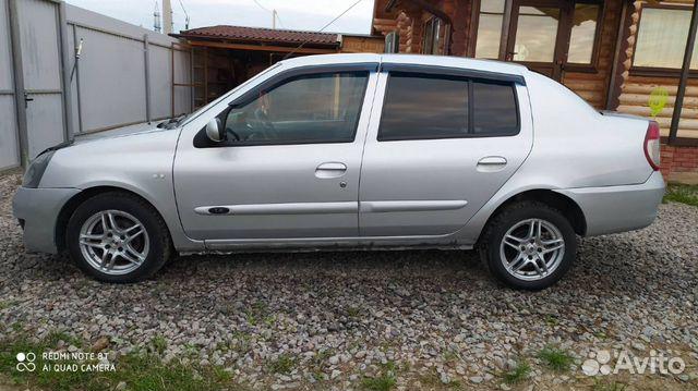 Renault Symbol, 2006  89068171766 купить 3