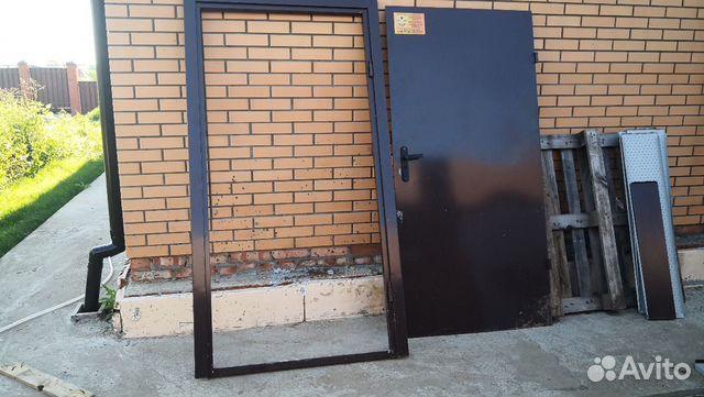 Дверь металлическая  89033813706 купить 1