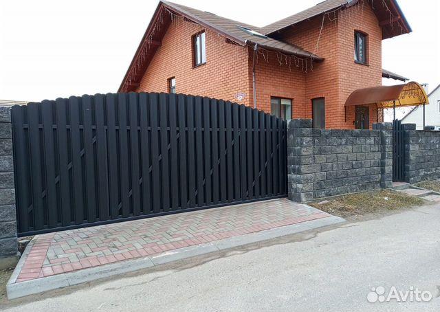 Откатные ворота  89613594339 купить 2
