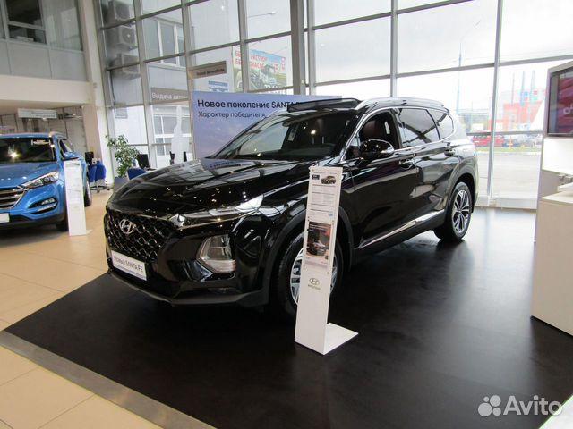 89131202779  Hyundai Santa Fe, 2020
