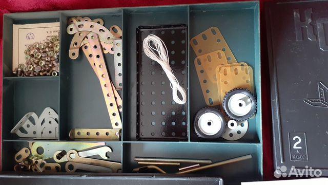 Детский металлический конструктор,новый,оригинал  89273776509 купить 3