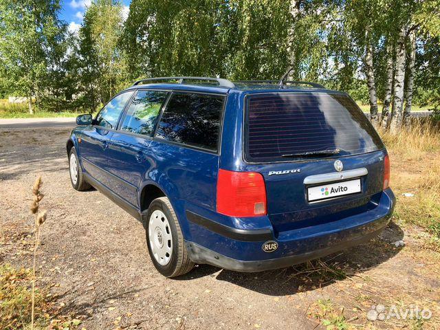 Volkswagen Passat, 1998  89066106707 купить 7
