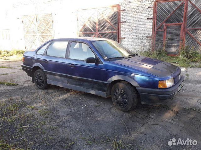 Volkswagen Passat, 1989  89607165432 купить 5