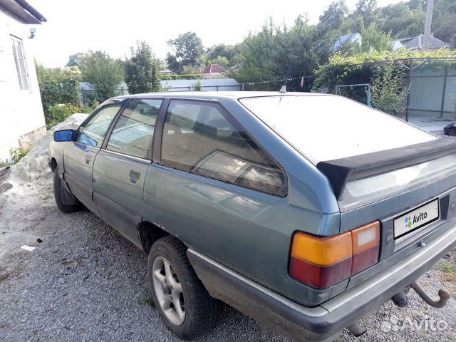 Audi 100, 1988  89038867141 купить 2
