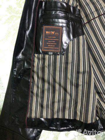 Кожаная куртка  89228251102 купить 3