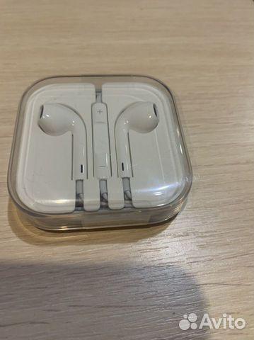 Наушники earpods новые от 6Плюс