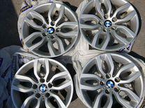 Оригинальные диски BMW R17 e71/2jx17 eh2+