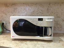 Оригинальная микроволновая печь