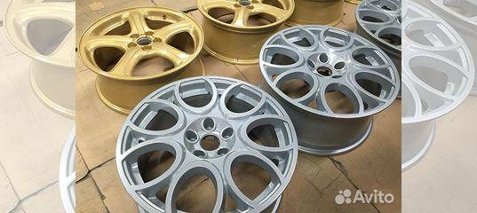 Покраска дисков, велосипедов в Республике Удмуртия | Услуги | Авито