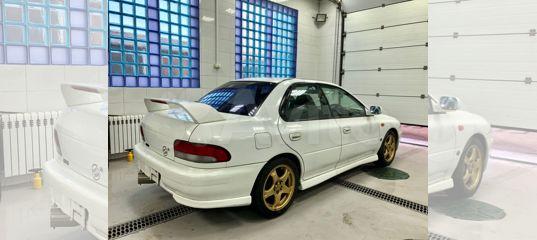Subaru Impreza WRX STI машина в разбор купить в Москве | Запчасти | Авито