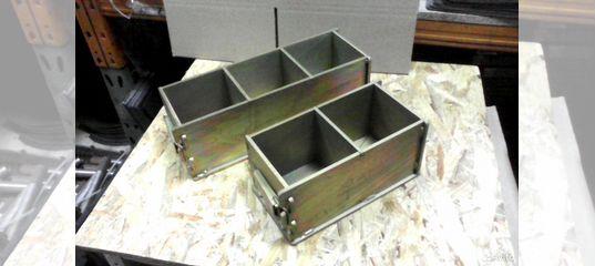Формы для кубиков бетона в москве равновесная влажность бетона