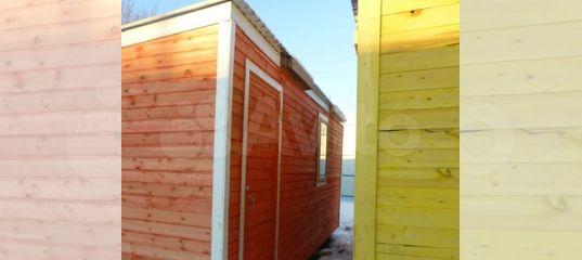 Бытовка 6 метров купить в Московской области | Товары для дома и дачи | Авито