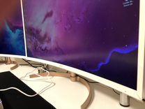 Продам игровой изогнутый монитор(ы) - 32 дюйма — Товары для компьютера в Воронеже