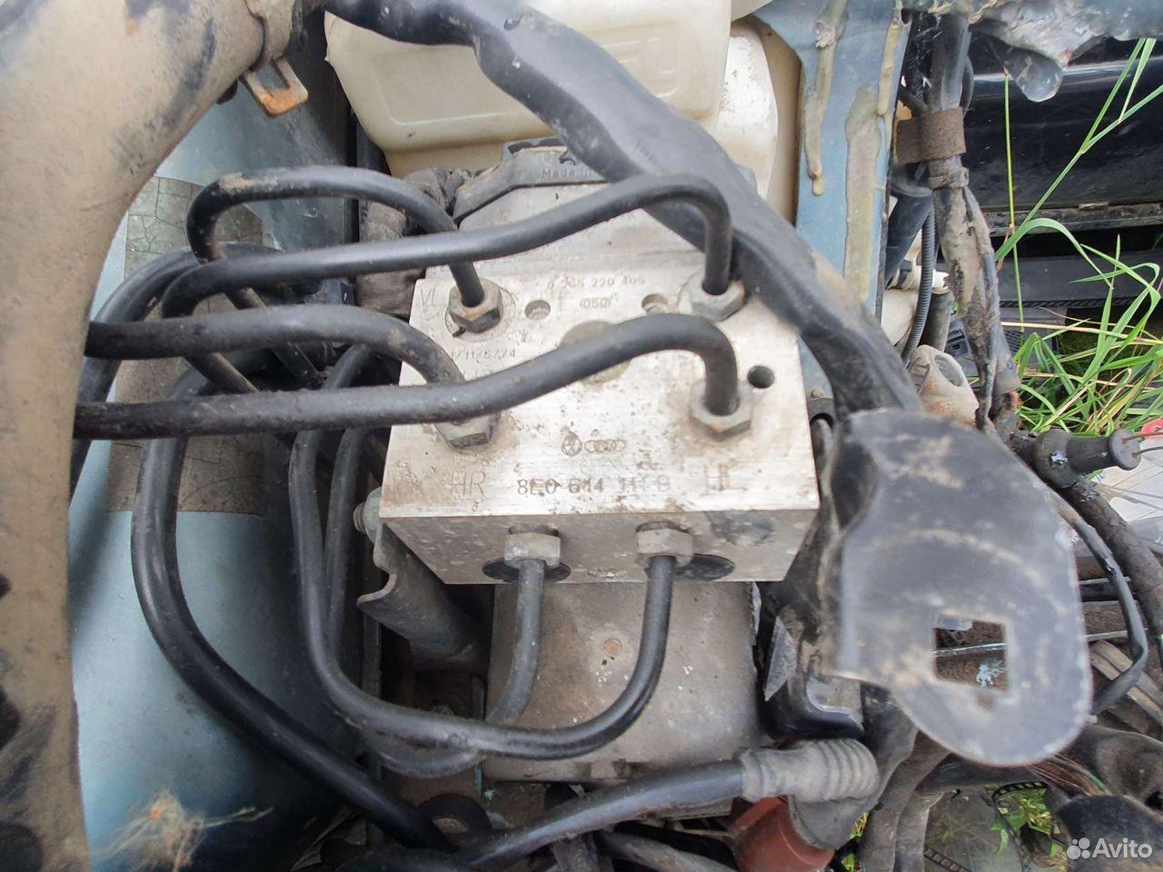 Блок ABS VAG 8E0 614 111 B AB AH  89066565650 купить 3