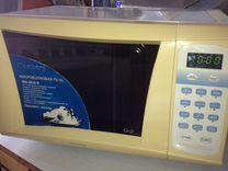 Микроволновая печь с функцией гриль