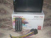 Магнитола Prology DVU-750