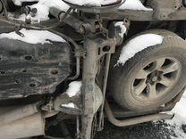 Задняя часть рамы Toyota Land Cruiser 120 02-08