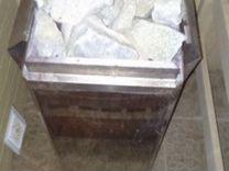 Печь для сауны/парилки электрическая 18 кВт Кристи