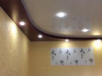 Натяжной потолок s-303