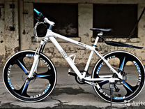 Велосипед на Литых Дисках арт.V5-a4