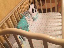 Кроватка для новорождённых — Мебель и интерьер в Москве
