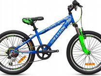 Велосипед детский faraon 1 скорость новый