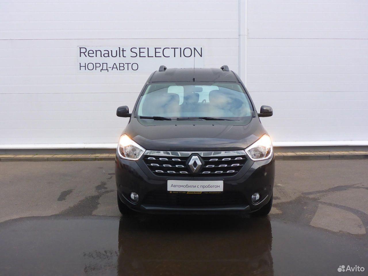 Renault Dokker, 2018  84822735062 купить 2