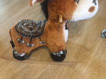 Качалка лошадка (ослик)