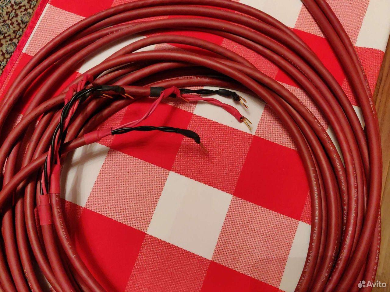 Акустический кабель straight-wire Flex-4