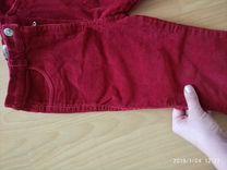 Брюки pancho (вельветовые) для девочки 110