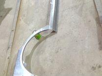 Пороги арки металлические,изготовление