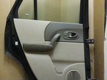 Saturn VUE Левая пассажирская дверь черная — Запчасти и аксессуары в Санкт-Петербурге