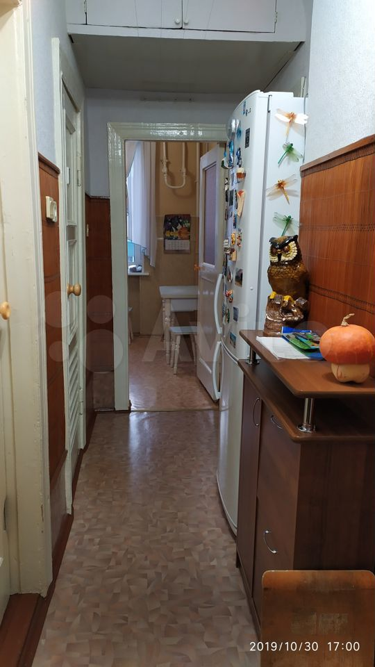 2-к квартира, 43.4 м², 5/5 эт.  89198130831 купить 10
