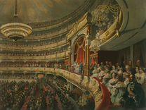 Экскурсия по закулисью Большого театра