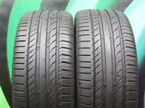 255/40 R20 Continental SportContact 5 103W