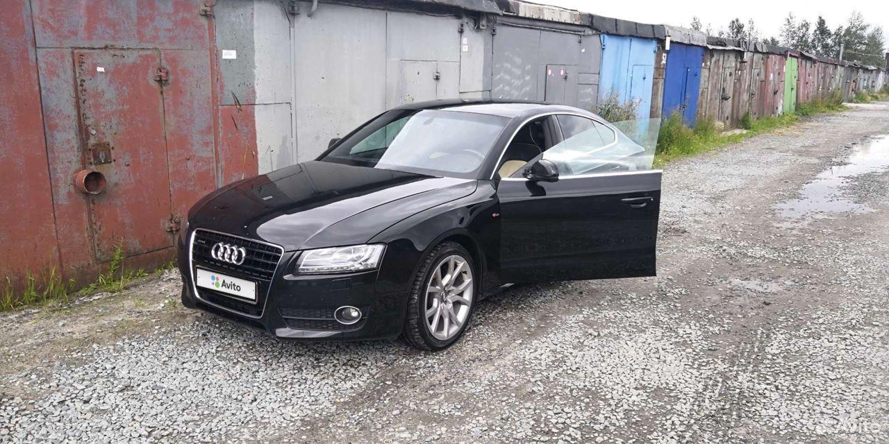 Audi A5, 2009  89822004087 купить 1