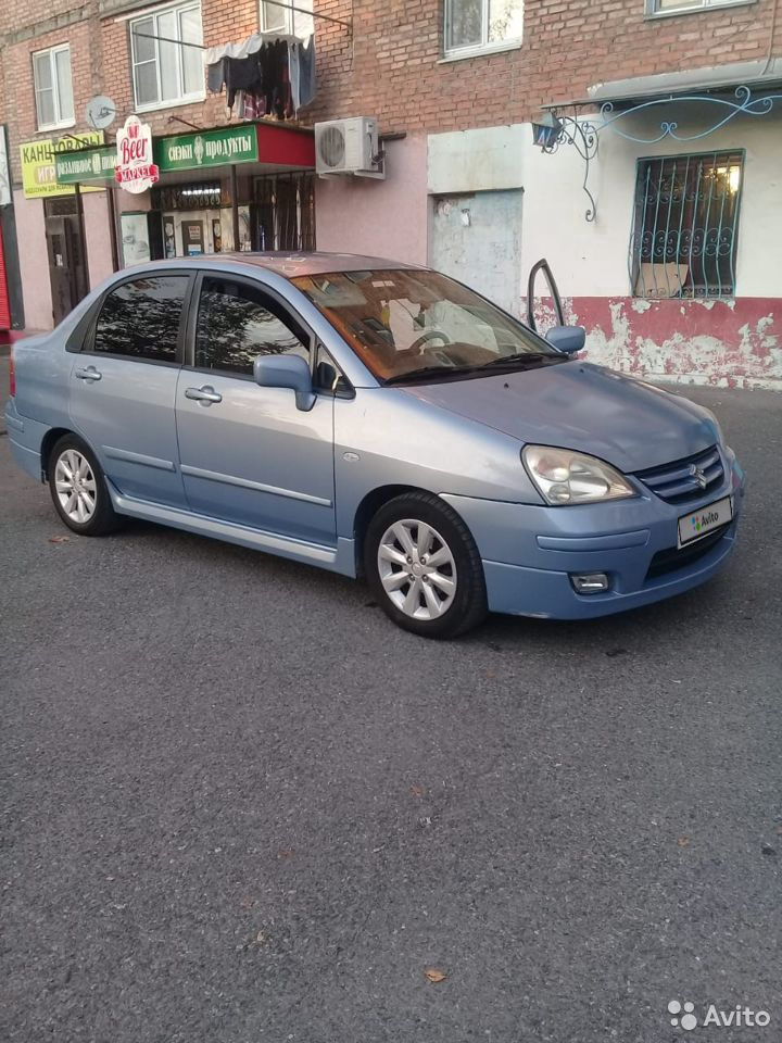 Suzuki Liana, 2005  89888703134 купить 3