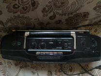 Магнитола кассетная sony CFS-B5S — Аудио и видео в Екатеринбурге