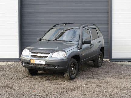 Chevrolet Niva 1.7МТ, 2015, 98000км - Авто - Объявления в Марксе