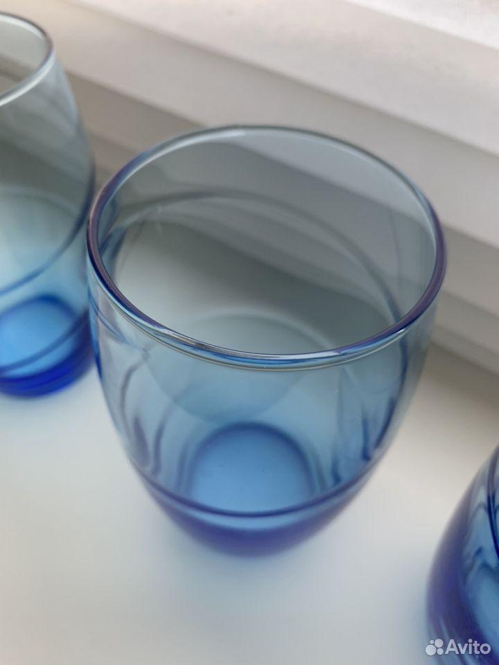 Тонкие французские стаканы Luminarc 3 шт  89210916109 купить 6