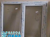 Окно 3-х камерное Plafen 1300x1300мм