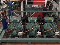 Шокфростер цхм Битцер (Bitzer) 4G-30,2Y б/у