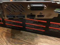 Видеокарта Gigabyte GeForce GTX 1060 6 gb с гарант