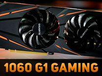 Gigabyte G1 Gaming GTX 1060 6Gb OC — Товары для компьютера в Самаре