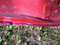 Дверь правая на Пежо 307 купе 2007 года