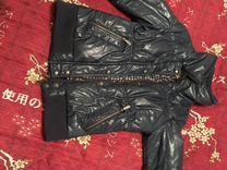Куртка синяя М