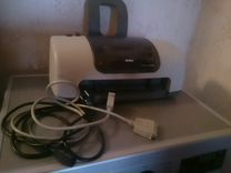Принтер Epson Stylus C42sx лазерный,цветной