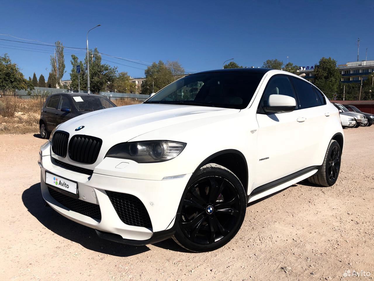 BMW X6, 2011  89789242805 купить 1