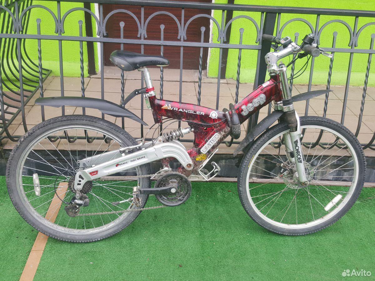 Продам Велосипед Jeep  89005655001 купить 3